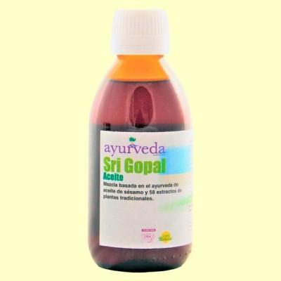 Aceite Sri Gopal - 500 ml - Ayurveda