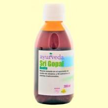 Aceite Sri Gopal - 200 ml - Ayurveda