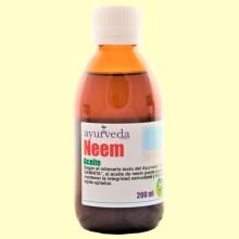 Aceite de Neem - 200 ml - Ayurveda