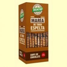 Galletas María Trigo de Espelta con Chips de Chocolate Bio - 177 gramos - Biocop
