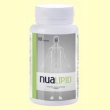 Nualipid - 50 cápsulas - Nua