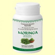 Moringa - 90 cápsulas - Serpenslabs