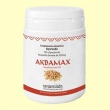 Akbamax Boswellia - 120 cápsulas - Serpenslabs