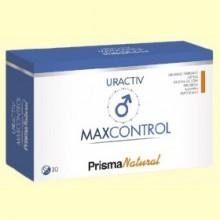 Max Control Uractiv - 30 cápsulas - Prisma Natural