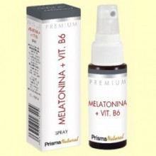 Melatonina y Vitamina B6 Premium - 50 ml - Prisma Natural