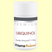 Ubiquinol Premium - 60 perlas - Prisma Natural