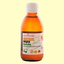 Aceite de Mostaza Negra - 200 ml - Ayurveda