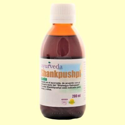 Aceite Shankhpushpi - 200 ml - Ayurveda
