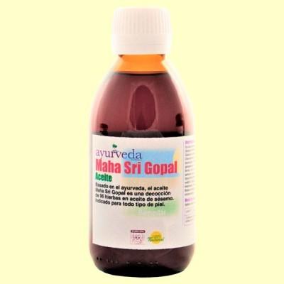 Aceite de Maha Sri Gopal - 500 ml - Ayurveda