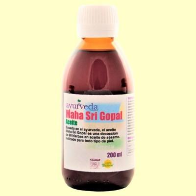 Aceite de Maha Sri Gopal - 200 ml - Ayurveda