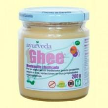 Ghee - Mantequilla Clarificada - 200 gramos - Ayurveda