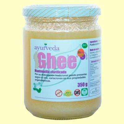 Ghee - Mantequilla Clarificada - 350 gramos - Ayurveda