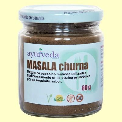 Masala Churna - 80 gramos - Ayurveda