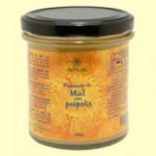 Miel con Própolis - 400 gramos - Propolmel