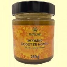 Morning Booster Miel con Própolis y Jalea Real - 250 gramos - Propolmel