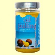 Oil Pulling - Enjuague Bucal Bio - 300 gramos - Ayurveda