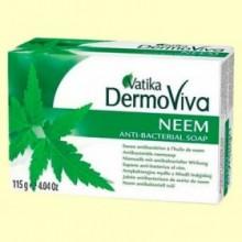 Jabón de Neem - 115 gramos - Ayurveda