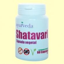 Shatavari - 60 cápsulas - Ayurveda