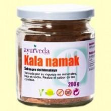 Kala Namak - Sal Negra del Himalaya - 200 gramos - Ayurveda