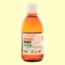 Aceite de Sésamo Negro Bio - 200 ml - Ayurveda