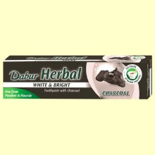 Dentífrico Ayurvédico Charcoal - 100 ml - Ayurveda