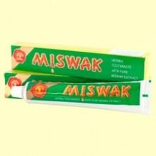 Dentífrico Ayurvédico Miswak - 100 ml - Ayurveda