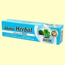 Dentifrico Ayurvedico Basilico - 100 ml - Ayurveda