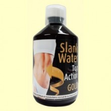 Slank Water Top Action Gold - 500 ml - Espadiet