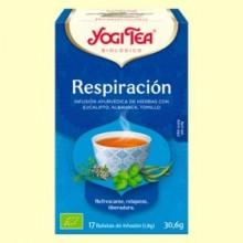 Respiración Bio - 17 infusiones - Yogi Tea