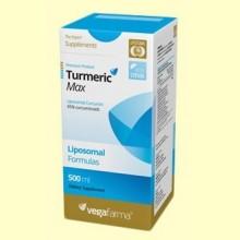 Turmeric Max - 500 ml - Vegafarma