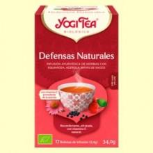 Defensas Naturales Bio - 17 infusiones - Yogi Tea