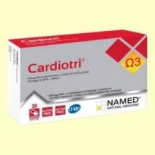 Cardiotri - 30 cápsulas de gel - Named