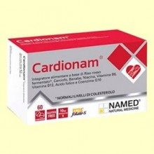 Cardionam - 60 comprimidos - Named