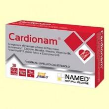 Cardionam - 30 comprimidos - Named