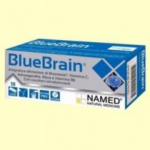 Blue Brain - 10 sobres - Named