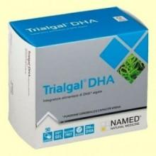 Trialgal DHA - 90 cápsulas - Named