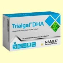 Trialgal DHA - 30 cápsulas - Named