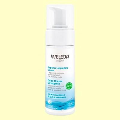 Espuma Limpiadora Suave - 150 ml - Weleda