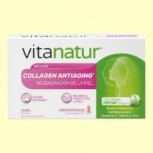 Collagen Antiaging - 10 viales - Vitanatur