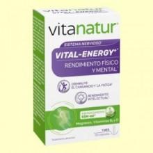 Vital Energy+ - 120 cápsulas - Vitanatur