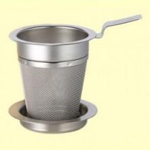 Filtro de Té de Acero Inoxidable Medida S - 5.5 centímetros - Cha Cult