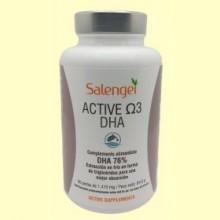 Active Omega 3 DHA - 60 perlas - Salengei