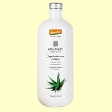 Jugo de Aloe Vera Miel y Limón Bio - 700 ml - Atalaya Bio