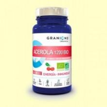 Acerola 1200 Bio - 30 comprimidos - Granions