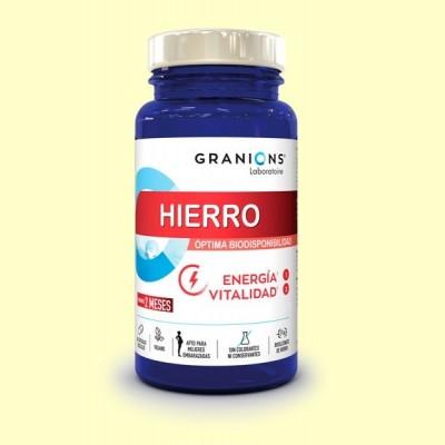 Hierro - 60 comprimidos - Granions