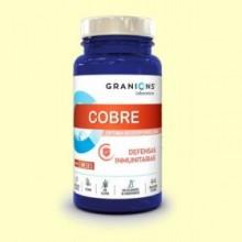 Cobre - 60 comprimidos - Granions