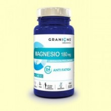 Magnesio 180 mg - 60 comprimidos - Granions