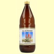 Aloe Ferox - Zumo de Aloe Ferox - 1 litro - Ortocel