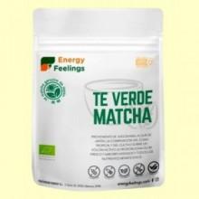 Té Matcha Ecológico - 200 gramos - Energy Feelings
