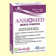 Ansiomed - Mente Positiva - 45 comprimidos - Bioserum